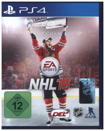 NHL 16 German Edition - PS4 | Dodax.ch