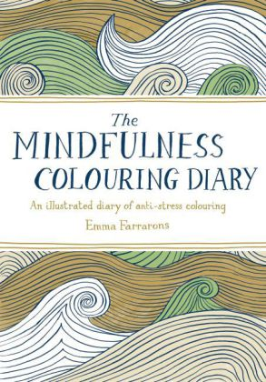 The Mindfulness Colouring Diary | Dodax.ch