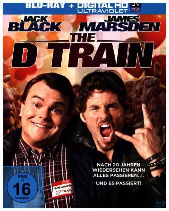 D Train, 1 Blu-ray + Digital UV | Dodax.de