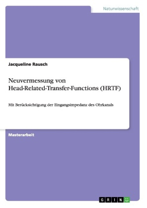 Neuvermessung von Head-Related-Transfer-Functions (HRTF) | Dodax.nl