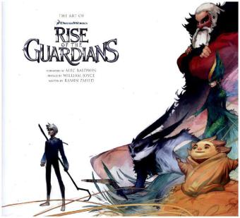 The Art of Rise of the Guardians | Dodax.ch