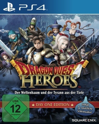 Dragon Quest Heroes (Day One Edition) - PS4 | Dodax.de