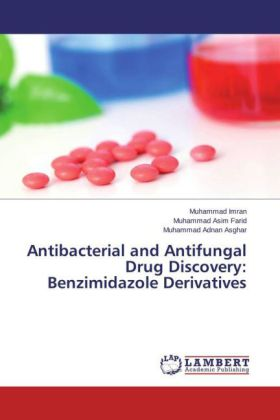 Antibacterial and Antifungal Drug Discovery: Benzimidazole Derivatives | Dodax.ch