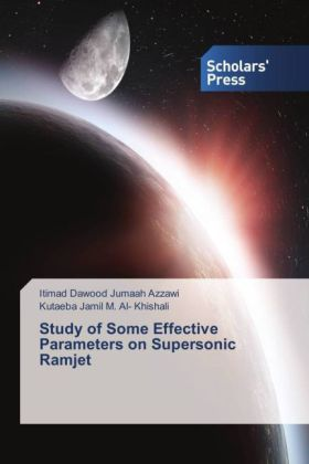 Study of Some Effective Parameters on Supersonic Ramjet | Dodax.pl