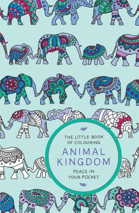 The Little Book of Colouring - Animal Kingdom | Dodax.ch