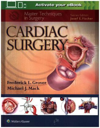 Master Techniques in Surgery: Cardiac Surgery | Dodax.at