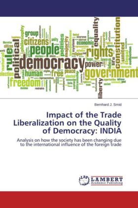 Impact of the Trade Liberalization on the Quality of Democracy: INDIA | Dodax.ch