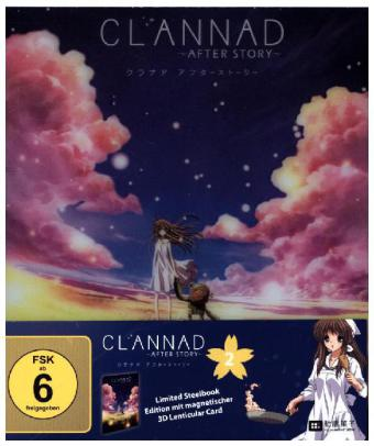 Clannad After Story, 2 DVDs (Limited Edition). Vol.2 | Dodax.at