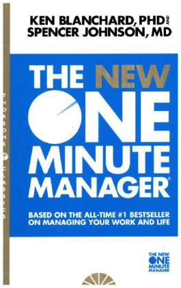 New One Minute Manager | Dodax.com