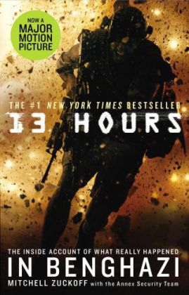 13 Hours (Film Tie-in) | Dodax.at