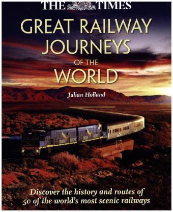 Great Railway Journeys of the World | Dodax.ch
