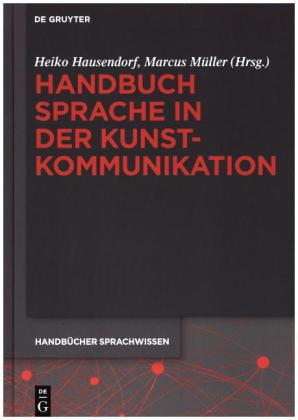 Handbuch Sprache in der Kunstkommunikation | Dodax.at