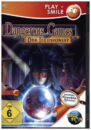 Dangerous Games, Der Illusionist, 1 DVD-ROM | Dodax.ch