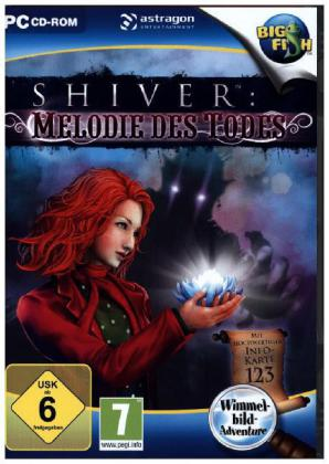 Shiver 4, Melodie des Todes, 1 CD-ROM | Dodax.com