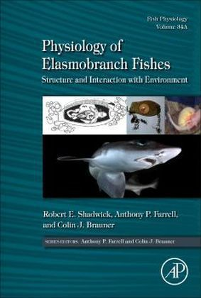 Physiology of Elasmobranch Fishes: Structure and Interaction with Environment. Pt.A | Dodax.ch