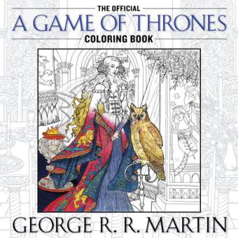 The Official A Game of Thrones Coloring Book | Dodax.ch