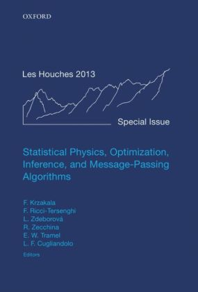 Statistical Physics, Optimization, Inference, and Message-Passing Algorithms | Dodax.ch