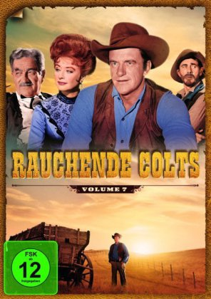 Rauchende Colts, 6 DVD. Vol.7 | Dodax.fr