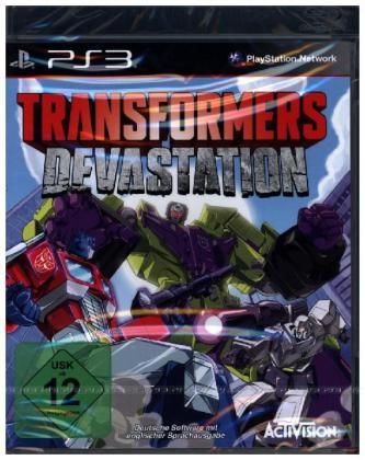 Transformers: Devastation German Edition - PS3 | Dodax.fr