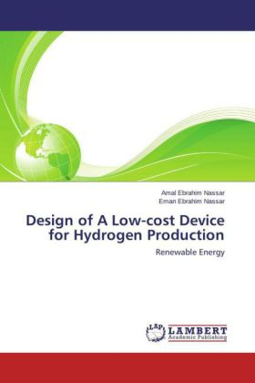 Design of A Low-cost Device for Hydrogen Production | Dodax.de