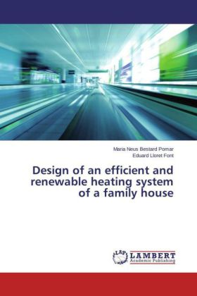 Design of an efficient and renewable heating system of a family house   Dodax.ch