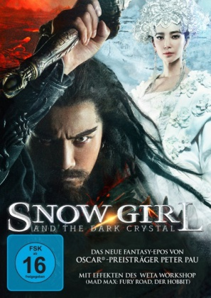 Snow Girl and the Dark Crystal, 1 DVD | Dodax.es