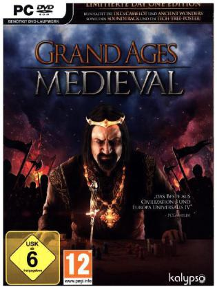 Grand Ages Medieval, 1 DVD-ROM | Dodax.de