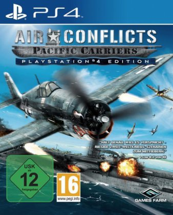 Air Conflicts: Pacific Carriers - PS4 | Dodax.ch