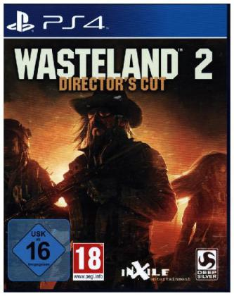 Wasteland 2 Director's Cut - PS4 | Dodax.nl