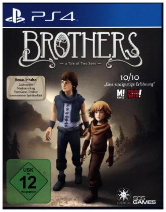 Brothers: A Tale of Two Sons - PS4 | Dodax.co.uk