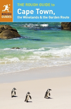 The Rough Guide to Cape Town, the Winelands & the Garden Route | Dodax.ch