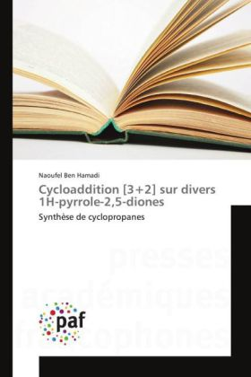 Cycloaddition [3+2] sur divers 1H-pyrrole-2,5-diones | Dodax.ch