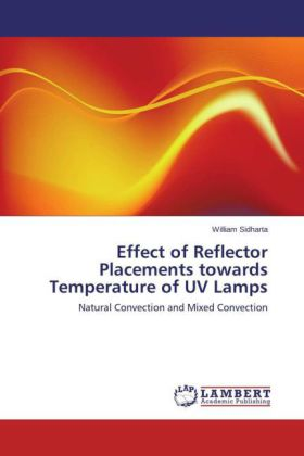 Effect of Reflector Placements towards Temperature of UV Lamps   Dodax.ch