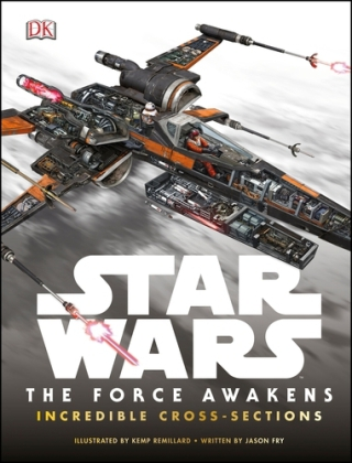 Star Wars: The Force Awakens - Incredible Cross Sections | Dodax.ch