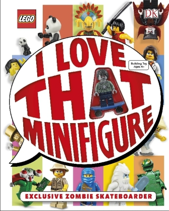 LEGO - I Love That Minifigure | Dodax.at