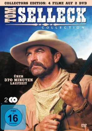 Tom Selleck Collection, 2 DVDs | Dodax.ch