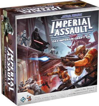 Star Wars: Imperial Assault (Spiel) | Dodax.de