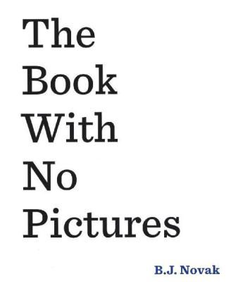 The Book with No Pictures | Dodax.at