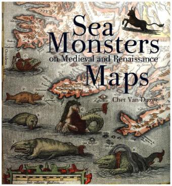 Seamonsters on Medieval and Renaissance Maps | Dodax.ch