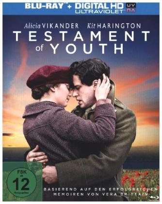 Testament of Youth, 1 Blu-ray + Digital UV | Dodax.ch