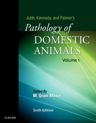 Jubb, Kennedy & Palmer's Pathology of Domestic Animals. Vol.1 | Dodax.at