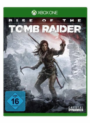 Rise of the Tomb Raider - Xbox One | Dodax.it