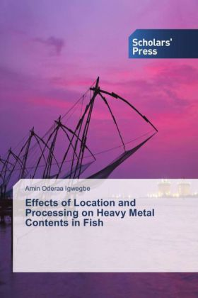 Effects of Location and Processing on Heavy Metal Contents in Fish   Dodax.ch