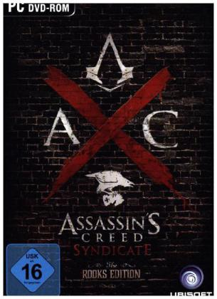Assassin's Creed Syndicate The Rooks Edition, DVD-ROM | Dodax.ch