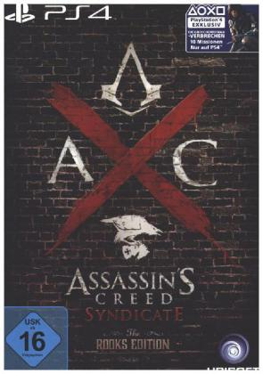 Assassin's Creed Syndicate (The Rooks Edition) - PS4 | Dodax.co.uk