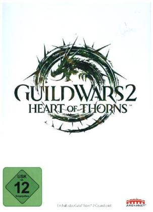 Guild Wars 2 - Heart of Thorns, DVD-ROM | Dodax.nl