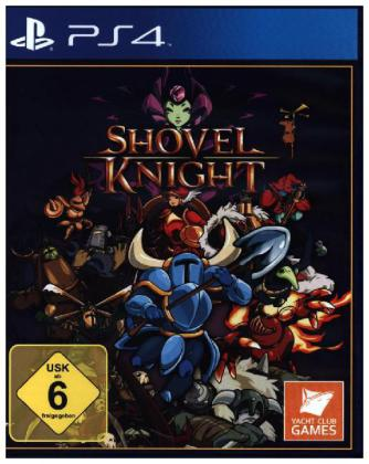 Shovel Knight - PS4 | Dodax.at