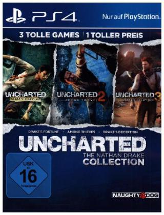 Uncharted: The Nathan Drake Collection - PS4 | Dodax.at