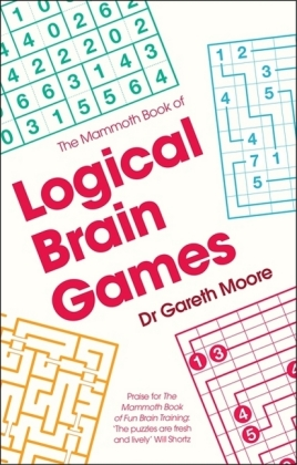 The Mammoth Book of Logical Brain Games | Dodax.at