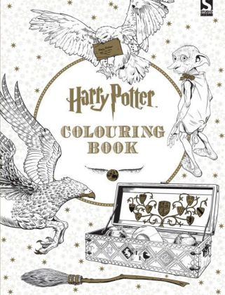 Harry Potter Colouring Book | Dodax.at